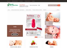 Presentación de la tienda online farmaciaporinternet.com