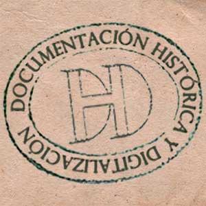 Presentación de la web Documentación Histórica y Digitalización